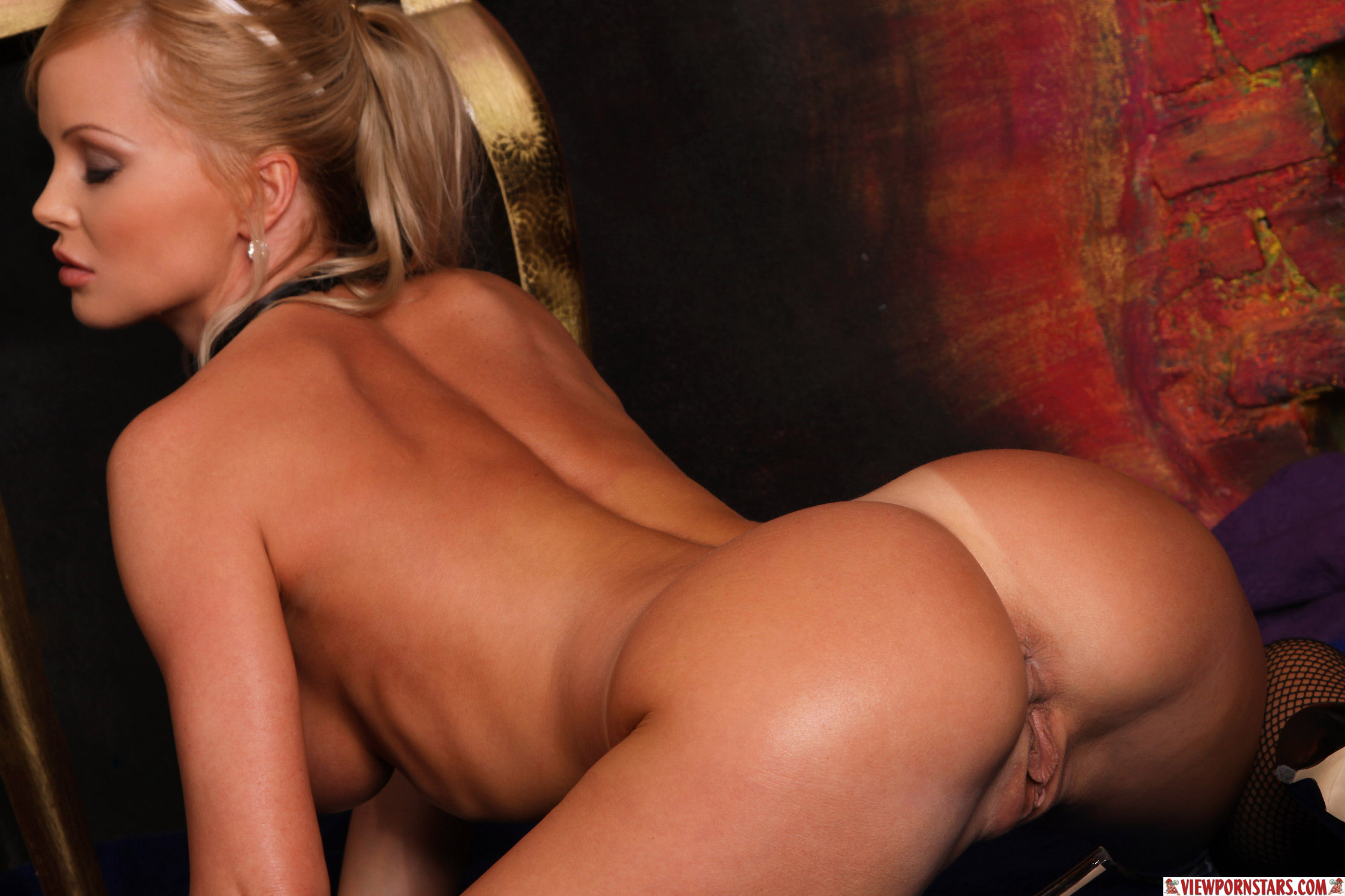 Silvia saint in black lingerie
